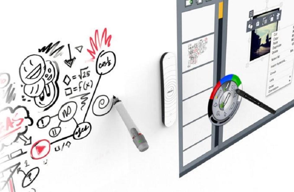 exemple utilisation logiciel pour TBI eBeam Interact